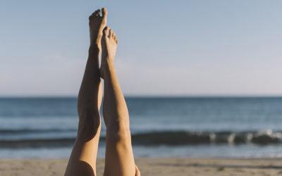 Come avere piedi perfetti per l'estate