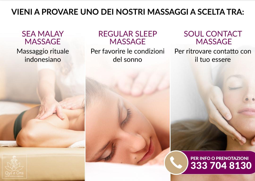 open day massaggi
