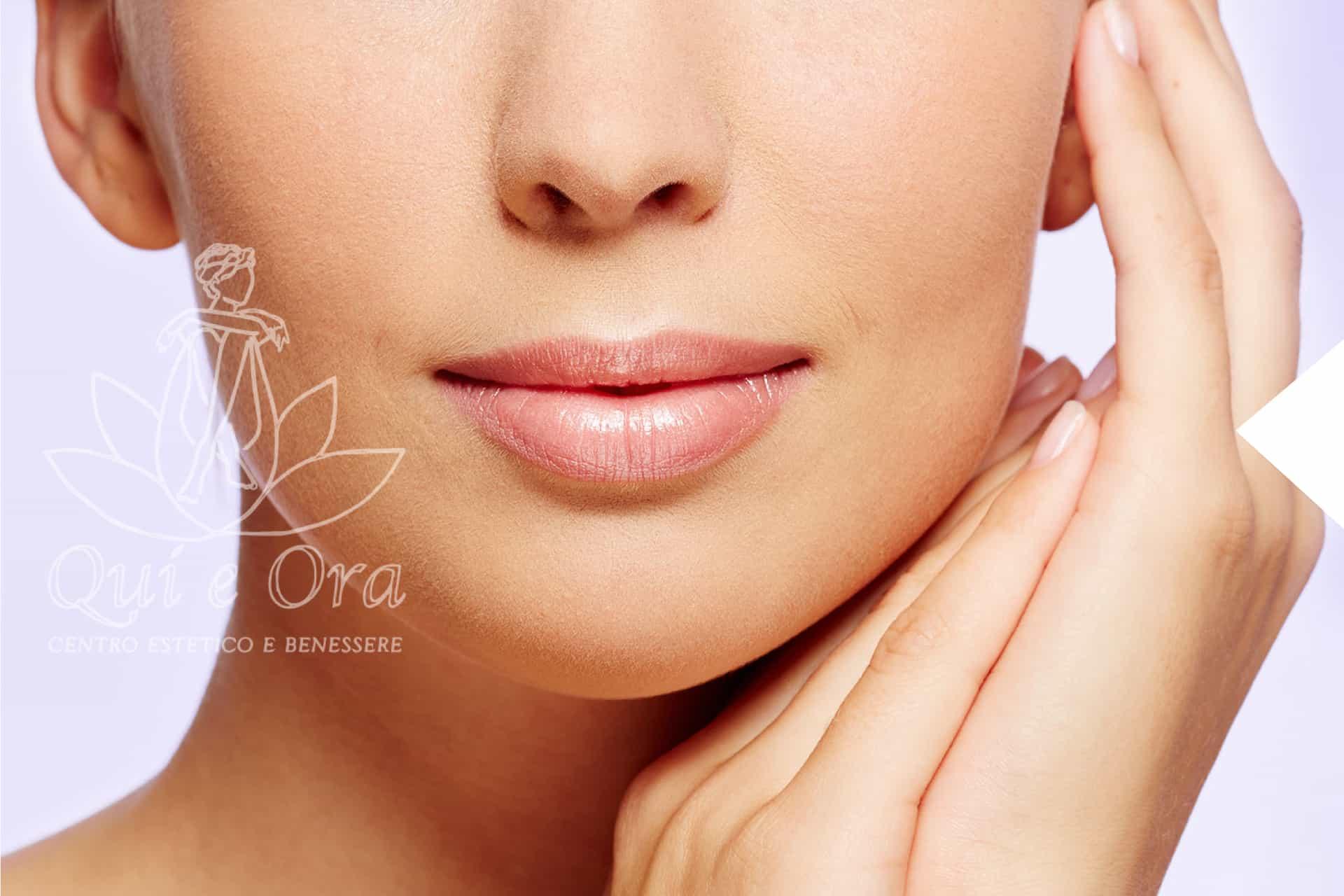 trattamento viso antiage